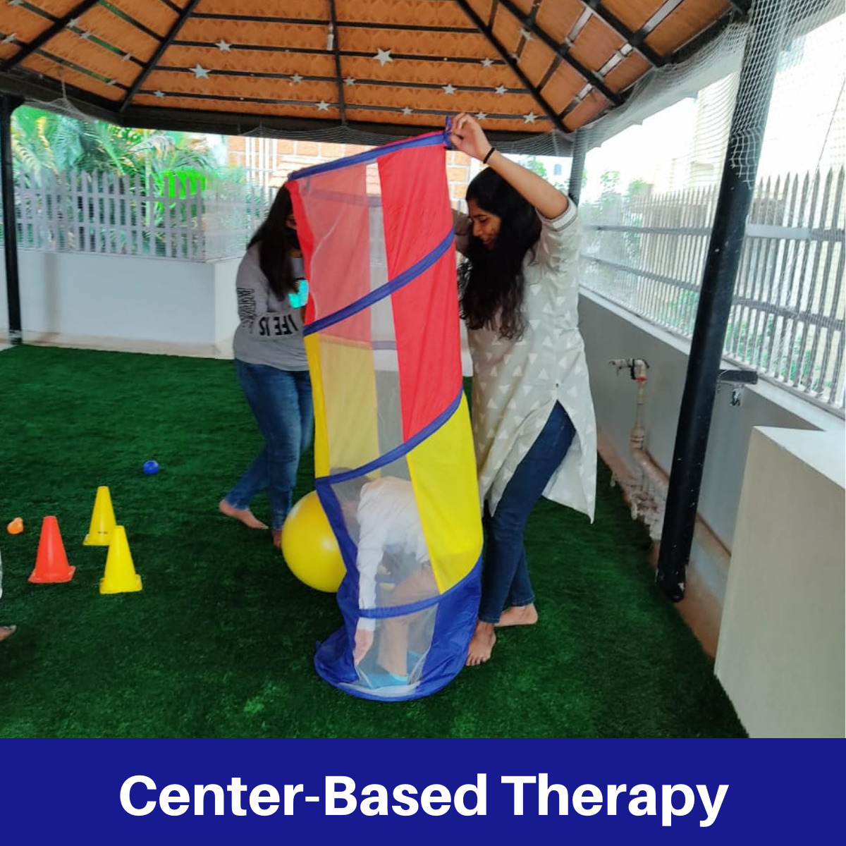 Center-Based ABA Therapy Bengaluru Early Autism Services